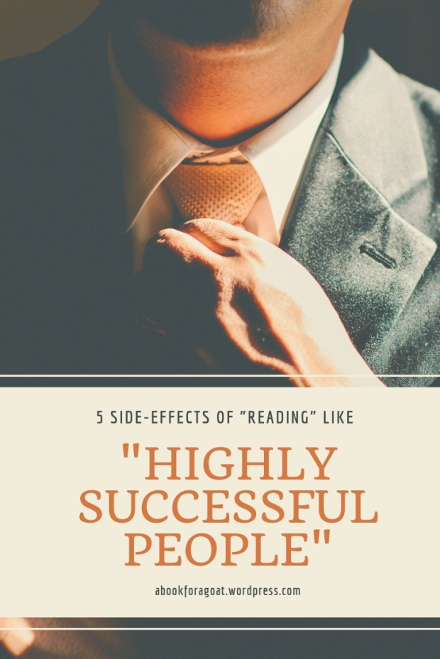 5 side-effects of reading like highly-successful people
