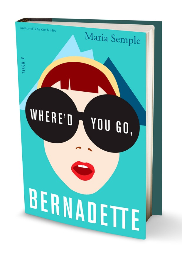 book review: Where'd you go Bernadette