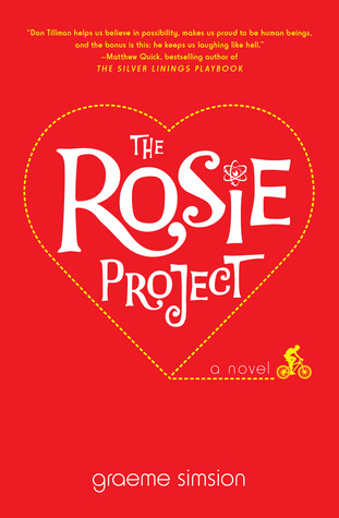 book review - The Rosie Project