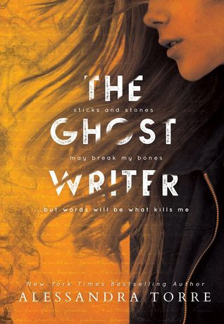 book review: The Ghostwriter by Alessandra Torre