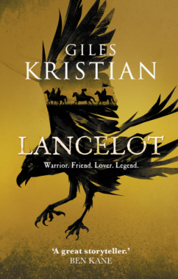 book review: Lancelot by Giles Kristian