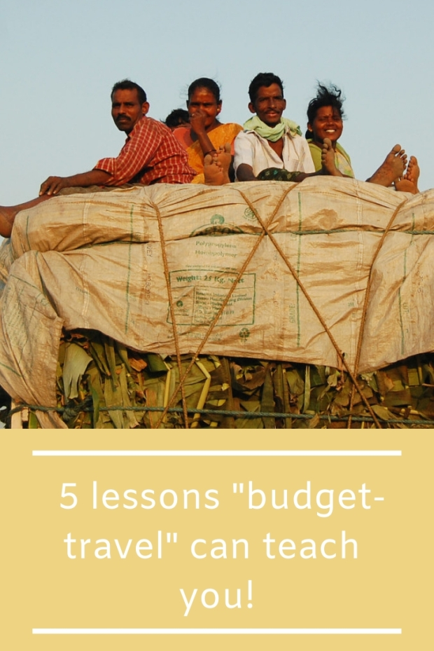 5 things _budget-travel_ can teach you